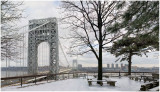 George Washington Bridge January 2009