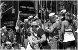 Celebrating The Kiss At Times Square