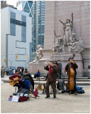 Springtime Jazz at the Merchants Gate