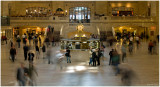 One Second Of Life At Grand Central