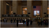 A Sliver of Light in Grand Central