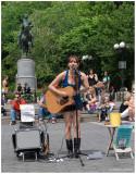 Karys Rhea in Union Square II