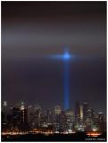 Tribute in Light September 11 2009 c