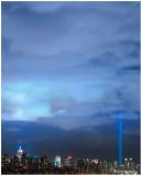 Tribute in Light September 11,  2010 e