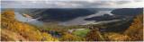 Bear Mountain Bridge on the Hudson River
