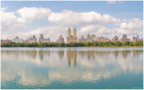 Jacqueline Kennedy Onassis Reservoir  & Central Park West