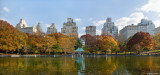 Autumn at The Conservatory Waters