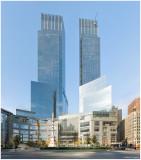 Time Warner Center & Columbus Circle