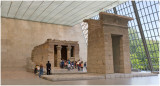 Temple of Dendur Panorama 2