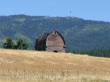 Idaho State Line Barn