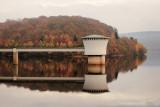 Autumn at Lac de la Gileppe