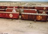 Bagdad Boxcars