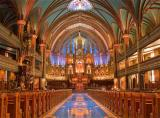 7635 Basilica of Notre Dame, Montreal