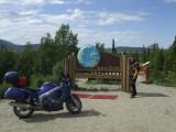 Arctic Circle, Mile 115 on the Dalton Highway (Deadhorse is Mile 415)