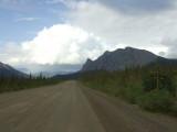 Entering the Brooks Range Near Coldfoot, AK