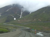 Approaching Atigun Pass in the Brooks Range