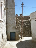 Old Leh back lane.