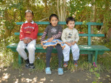 Rahil and friends.