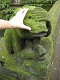 Phallic Monkey Statue, Monkey Forest, Ubud, Bali