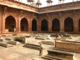 Rahil in Fatehpur graveyard