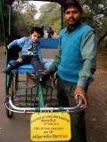 Sigh Seeing Rickshaw