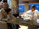 Celebrating Nani and Nanu's 45th wedding anniversary