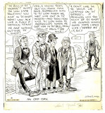 Original cartoon (March 31, 1928)