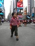 Roaming Times Square