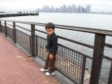 On Liberty Island