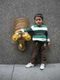 Hanging around midtown, waiting to meet Rahul Uncle