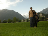 Photo of Mom and Dad by Rahil