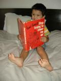 Rahil reading
