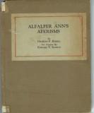 Alfalfer Ann's Aferisms (1927)