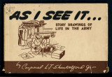 As I See It (undated) (inscribed)