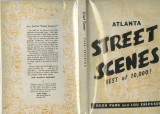 Atlanta Street Scenes (1954) (signed by both authors)
