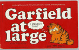 Garfield at Large (1980) (signed)
