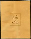 Portfolio entitled, Golf Cartoon Classics (7 prints, each 11 x 14), undated