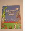 Syd Hoff's Animal Jokes (1985) (inscribed with orginal drawing)