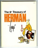 The 1st Treasury of Herman (1979) (inscribed)