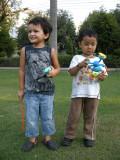 Rahil and Krishna