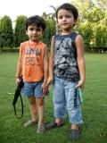 Paneer and Masala (Kabir and Rahil)