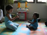 Rahil and Zoya