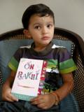 A Rahki card from Malika didi.