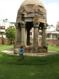 ... its various monuments ...
