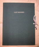 Last Resorts (1979) (signed and hand-colored)