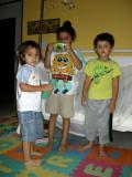 Rahil and friends Ranvir and Jervir