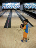 At the ACSA bowling center.