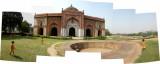 Rahil inside Purana Qila (18 Oct 2009)