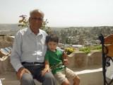 Rahil and Nanu.