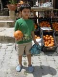 Huge, tasty orange.